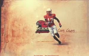 Chris Givens Wall2 by KevinsGraphics