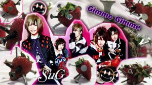 Gimme Gimme Strawberry SuG by VilleVamp