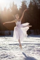 winter ballet 3 by DenisGoncharov