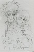 Naruto and Hinata 1 by 1stAlphaViper