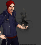 Delsin's Fire by the-vinsomer