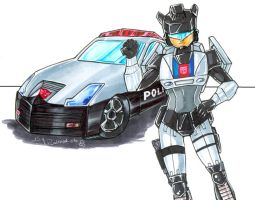 TF - PxJ Partners in Crime by plantman-exe