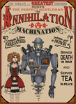 The Annihilation Machination by TheSilliestHuman