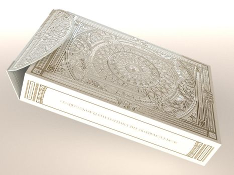 Grail tuck case - Origins Playing Cards on KS by trickd