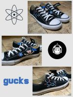 Science and Molecules by gucksshoes