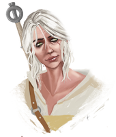 Ciri by CotyP