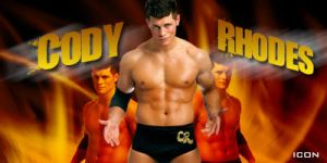 Cody Rhodes 1 by The-Metatron-88