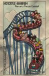 Roller Coaster by I-IyperMango