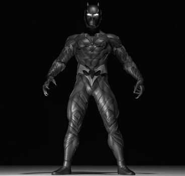 Black Panther 2nd skin textures for M4 by hiram67