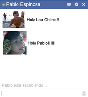 Chat falso de Pablo Espinosa by Kamiitinista