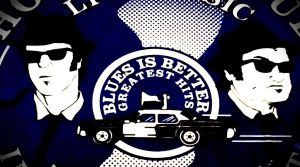 my blues brothers sticker by DrGengar