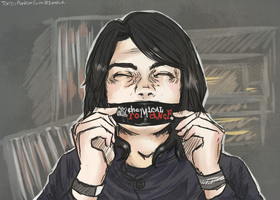 Drunk Gee by killedmyhopes