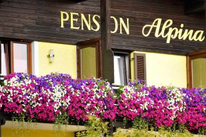 Pension Alpina detail 1, Hungerburg by wildplaces