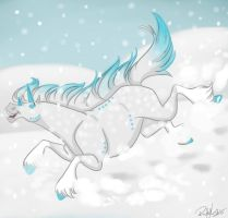 Blizzard Play by DragonsFlameMagic