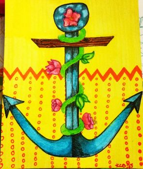 Nature's Anchor by katiebrailsford