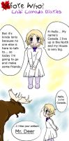 Canada Diaries: page 1 by inuneechan