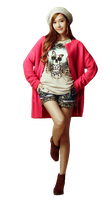 Jessica Jung 2 PNG by sonmiian by sonmiian
