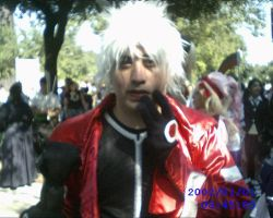 Ragna the Bloodedge in Mexico-Japan 2010 IV by LenMomono