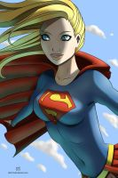 Supergirl by elin14