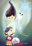 Song of the sea by Black-TIM