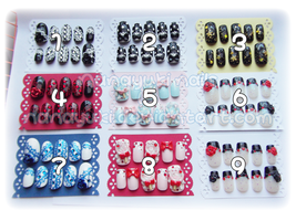 DECO NAIL ART SALE ITEMS by Nanayuki
