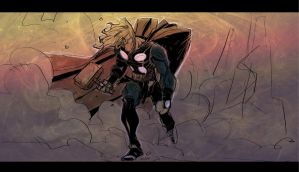 Quick Thor by JohnTimms
