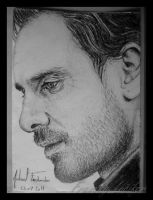 Fassbender by HLea33