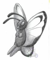 12 Butterfree by Drizzerey