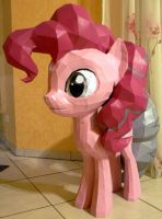 Pinkie Pie 10.Update - Color my world by Znegil