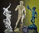 Statues of Florence. by vinny53