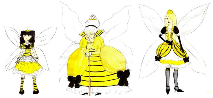 Bee People by Assembly92