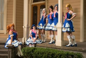 Idolm@ster - Forever Star by Eli-Cosplay