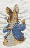 Peter Hase/Peter Rabbit Cross Stitch by Melian-Vidumavi