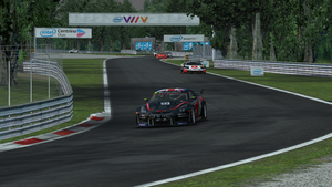 Nissan GTR GT1 2011 by g25driver