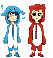 Kigurumi Boyfriends by sehni