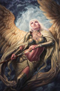 Guardian Angel by Michael-C-Hayes