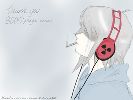 Thank you, 3000k by Maddie-of-the-kawaii