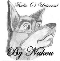 Balto by Nakouwolf