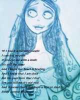 Emilys tears to shed quote. by xjennxox