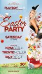 Easter Party Flyer by outlawv15