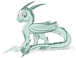 Random dragon by Whatsapokemon