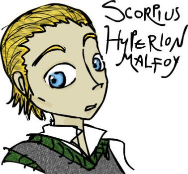 Scorpius Hyperion Malfoy by Slytherin-Mongoose