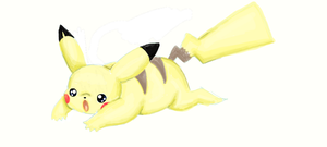 Pika tripped by BakaMichi