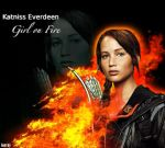Katniss by Innray
