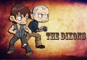 The Dixons by neoanimegirl