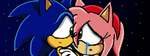 Miiverse Drawing Coloured: I'm Sorry Amy by CallieMacN