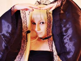 Chobits Chii2 by elara-dark