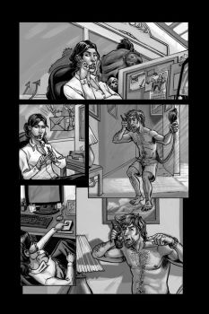 Insuronce upon a time pg1 by DJLogan