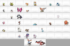 Pokemon XY Spritedex by SirAquakip