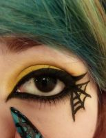 Halloween Spider Eye by SkittleDizzel